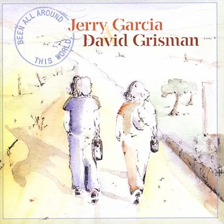 Jerry Garcia - Been All Around This World - Lyrics2You
