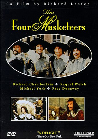 The Four Musketeers / Четыре мушкетера (1974)