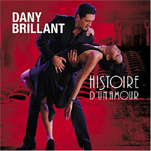 Histoire d'Un Amour by Dany Brillant album cover