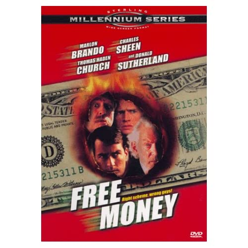 Free Money مارلون براندو وشارلي