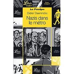 Le Poulpe : Nazis dans le métro
