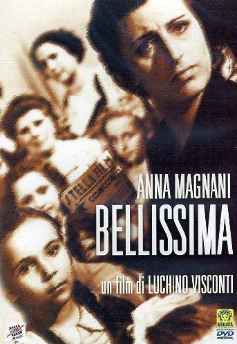 Самая красивая / Bellissima (Лукино Висконти / Luchino Visconti) [1951 г., трагикомедия, DVDRip] MVO + original