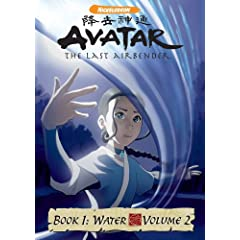 Avatar The Last Airbender - Book 1 Water, Vol. 2