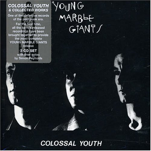 Young Marble Giants - Colossal Youth - Zortam Music