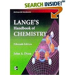 crc handbook of chemistry and physics amazon