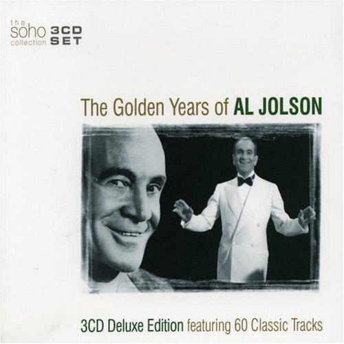 Jolson, Al - Golden Years of Al Jolson - Zortam Music