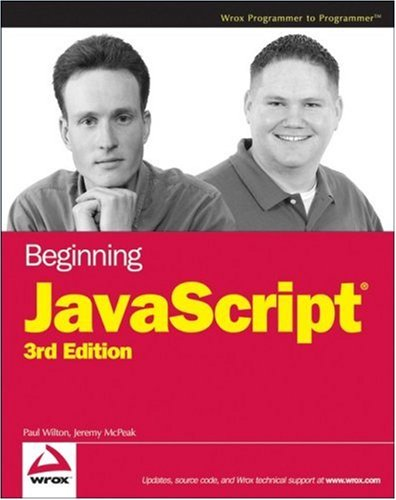 beginning javascript pdf free download