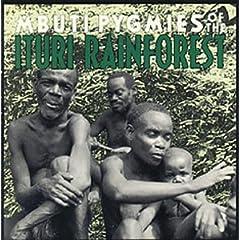 Mbuti Pygmies of the Ituri Rainforest - album cover