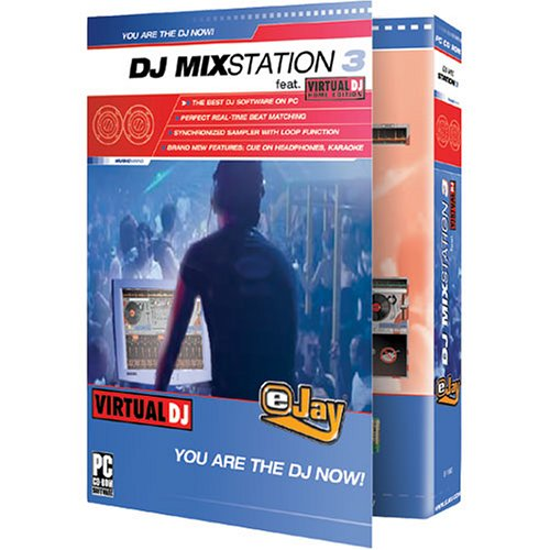 Скачать DJ eJay MixStation 3 III English торрент.
