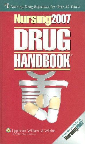Nursing Drug Handbook 2007 (27th Edition)