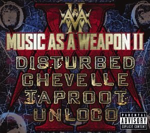 DISTURBED - Music as a Weapon II (CD & DVD) - Zortam Music