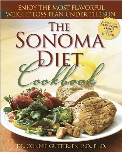 The Sonoma Diet Cookbook