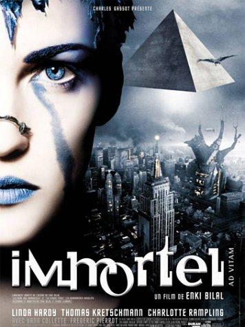 Immortel (ad vitam) / Бессмертные: Война миров (2004)
