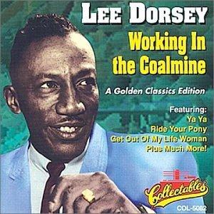 Original album cover of Golden Classics by Lee Dorsey