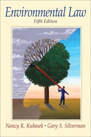 Environmental Law (5th Edition)