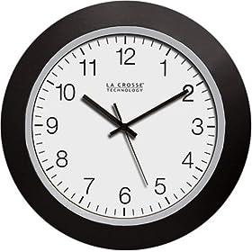 Amazon - La Crosse Technology WT-3102B 10-Inch Atomic Clock - $10.99