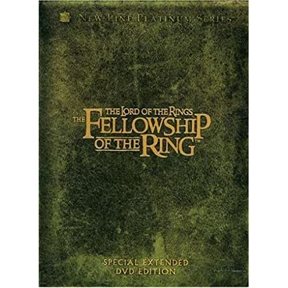 dvd store the lord of the rings the fellowship of