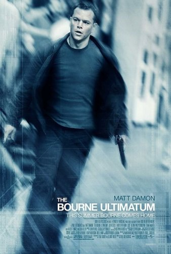 Bourne Ultimatum, The / Ультиматум Борна (2007)