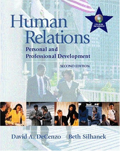 Human Relations: Personal and Professional Development (2nd Edition)
