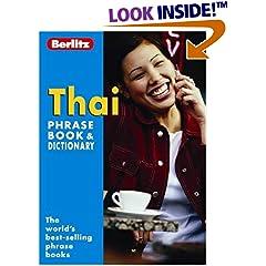 Berlitz Thai Phrase Book & Dictionary