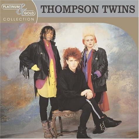 THOMPSON TWINS - Singles Collection - Zortam Music