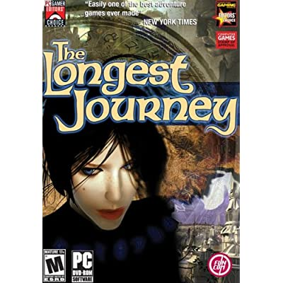 The Longest Journey (Empire Interactive) (ENG) [L] + (RUS) [P]