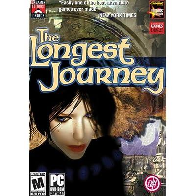 The Longest Journey (Empire Interactive) (ENG) [L] + (RUS) [P]