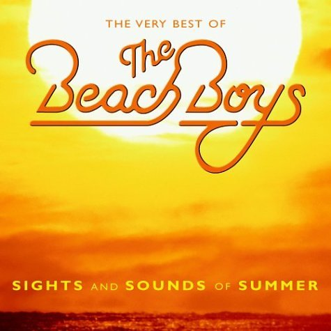 Sights and Sounds of Summer by The Beach Boys album cover