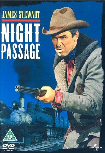 Night Passage / Опасный перегон (1957)