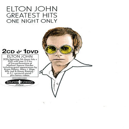 Elton John - Greatest Hits/One Night Only: Deluxe Sound & Vision - Zortam Music