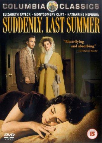 Suddenly, Last Summer / Внезапно, прошлым летом (1959)