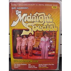 Burt Sugarman's Midnight Special - Legendary Performances 1973