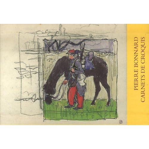 Carnets de croquis : 1882, 1890, 1890 ou 1891 et 1892 Coffret en trois volumes