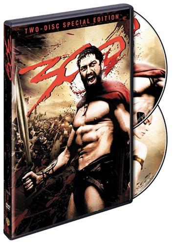 300 <スリーハンドレッド> 特別版(2枚組)