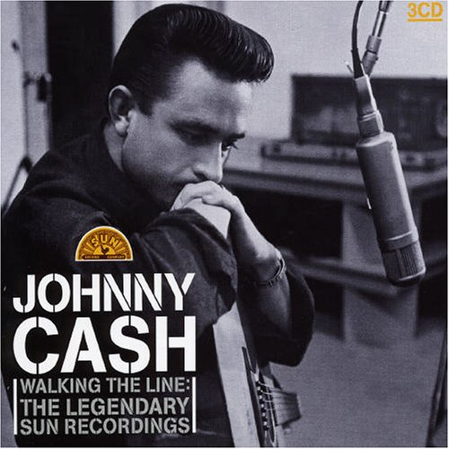 Johnny Cash - Walking the Line: The Legendary Sun Recordings - Zortam Music