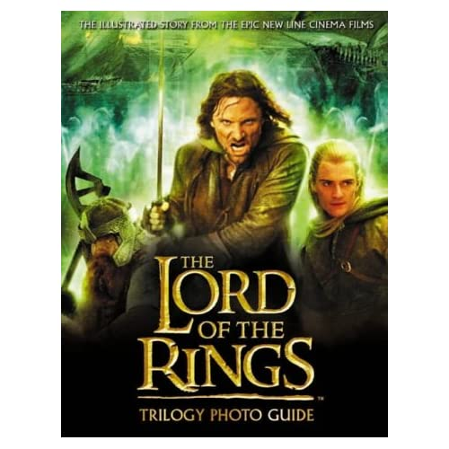 Lord Of The Rings Eight Edition Set