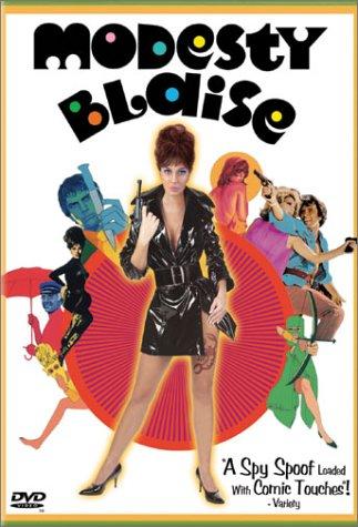 Modesty Blaise / Модести Блэйз (1966)