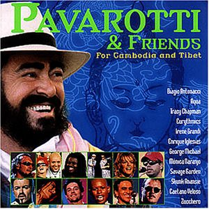 Eurythmics - Pavarotti & Friends Vol. 7 - For Cambodia and Tibet - Zortam Music
