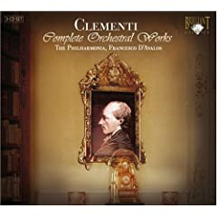 Clementi: Complete Orchestral Works