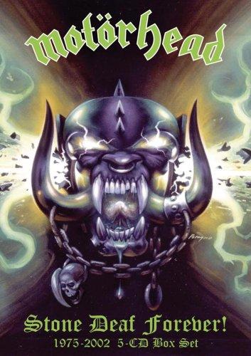 Motörhead - Stone Deaf Forever_ (disc 5_ Live_ 1978-1999) - Zortam Music