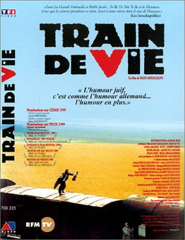 Train de Vie / Train of Life / Поезд жизни (1998)