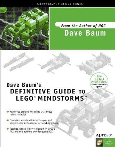 lego Dave Baum