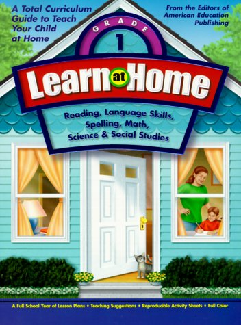 Learn at Home, Grade 1 (Learn at Home)