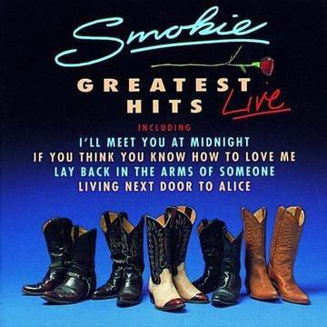 SMOKIE - Smokie - Greatest Hits Live - Zortam Music