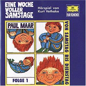 Paul Maar - Eine Woche Voller Samstage - Zortam Music