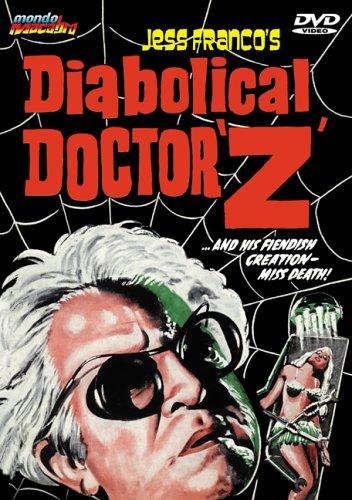 Miss Muerte / The Diabolical Dr. Z / Дьявольский доктор Z (1966)