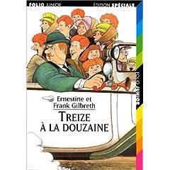 série Treize à la douzaine (Ernestine & Frank Gilbreth) 51NJKBXGE3L._AA240_