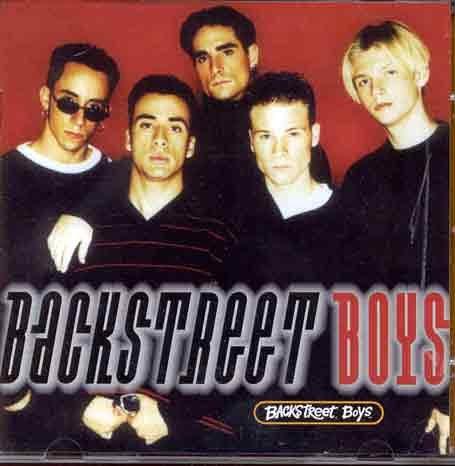 Backstreet Boys - Backstreet Boys [Extra Tracks] - Zortam Music