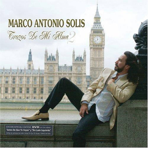 Marco Antonio Solis - Trozos de Mi Alma, Vol. 2 - Zortam Music