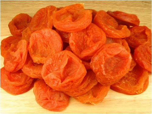 Whole Dried Apricots